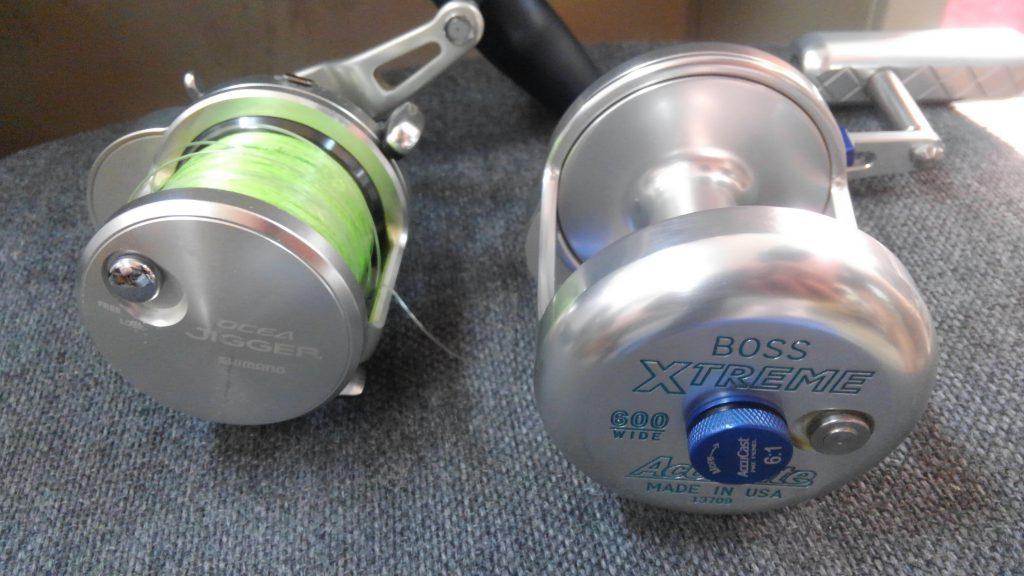 BX-600XWとオシアジガー3000HGとの比較