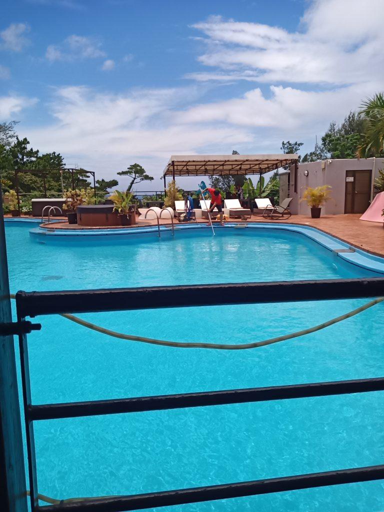 プールリゾート沖縄のプール