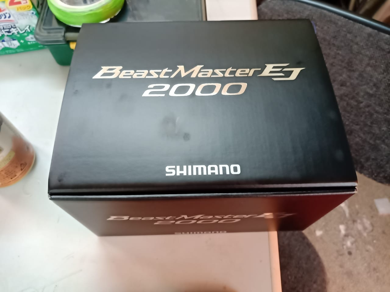 19 ビーストマスター 2000EJ